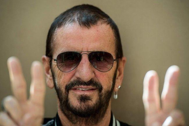 Ringo Starr wird 2018 nach Wien kommen.