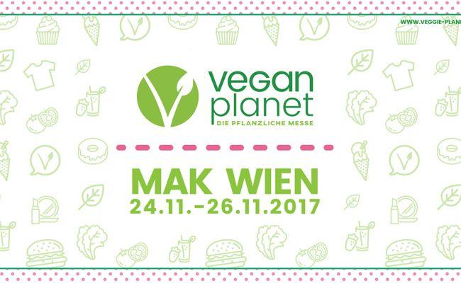 Bei der Vegan Planet dreht sich alles rund um den veganen Lebensstil.