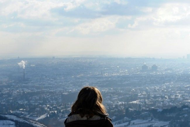 In Wien wird ein Zuwachs im Wintertourismus erwartet.
