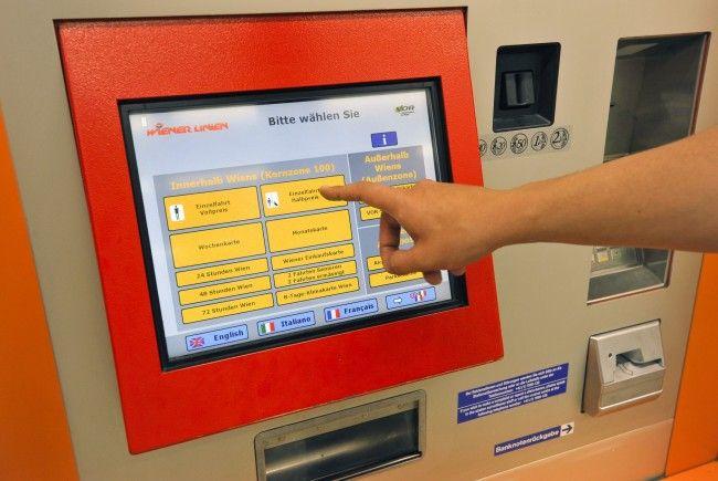 Ab 1. Jänner 2018 werden verschiedene Ticketvarianten der Wiener Linien teurer.