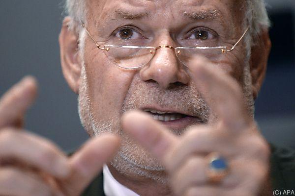 Grasser-Anwalt Manfred Ainedter