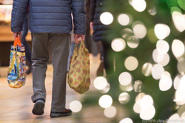 80 Prozent der Österreicher wollen Geschenke kaufen