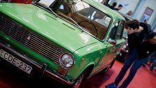 Russlands Lada liefert wieder Autos nach Kuba