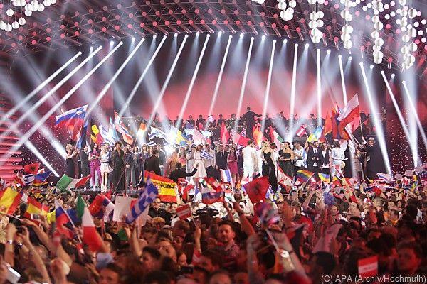 Österreichs Vertreter beim Eurovisions-Spektakel steht fest