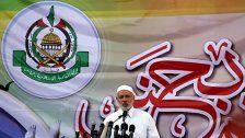 Hamas-Anführer rief zu Palästinenseraufstand