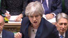 Veto-Recht über Brexit-Abkommen erzwungen