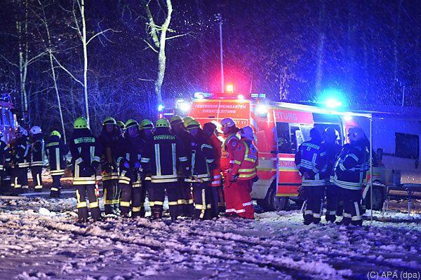 Cessna Drei Tote bei Absturz eines Kleinflugzeugs in Baden-Württemberg