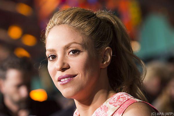Shakira verschiebt Welttournee auf Sommer 2018