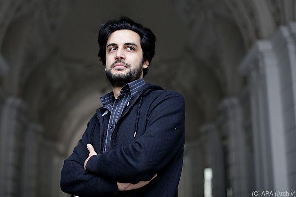 Amir hat in Wien Medizin studiert