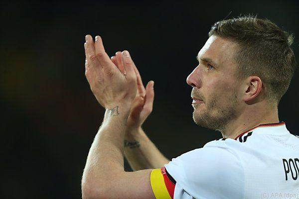Stöger-Fan Lukas Podolski