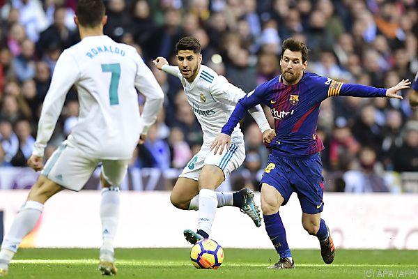 Messi spielte Real schwindlig