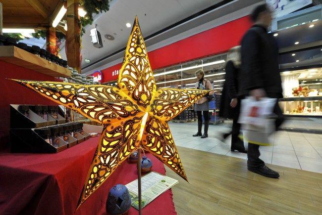 Am 8. Dezember 2017 kann in Wien vielfach eingekauft werden