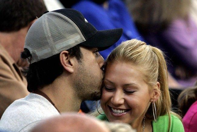 Enrique Iglesias und Anna Kournikova dürfen sich über Zwillinge freuen.