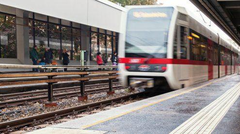 Schlägerei in U6-Station: Männer fielen auf Gleise, von Zug erfasst