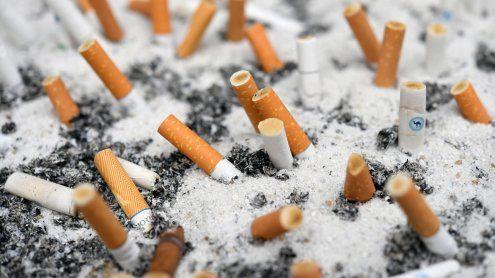 Kurz 'hat Gesundheitsschutz auf Altar der Tabakindustrie geopfert'