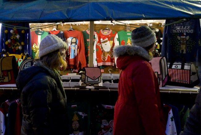 Einer der beliebtesten Christkindlmärkte: Der Weihnachtsmarkt am Wiener Spittelberg.