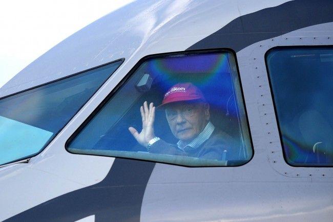 Niki Lauda ist an einer Übernahme der insolventen Airline Niki interessiert.