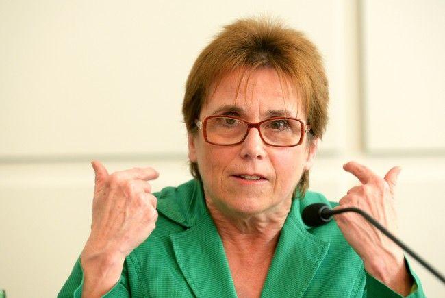 Präsidentin Barbara Helige kritisiert die Pläne der zukünfitgen Regierung.