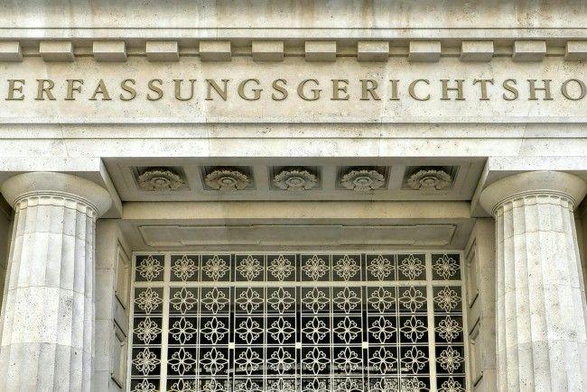 Eine Anfechtung der Nationalratswahl wurde beim Verfassungsgerichthof eingebracht.