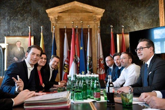 Die Koalitionsverhandlungen befinden sich bereits in der Endphase.
