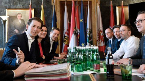 Koalition: ÖVP und FPÖ einigten sich auf 12-Stunden-Arbeitstag