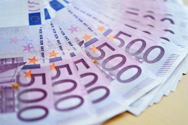 Vorarlberger verfügen über das höchste verfügbare Einkommen.