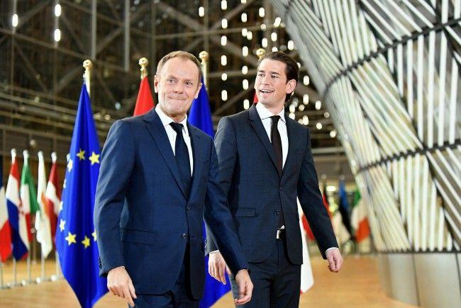 EU hat kein Problem mit FPÖ in Regierung in Österreich