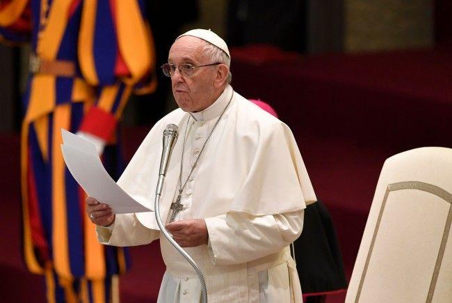 Papst Franziskus hat die Vaterunser-Übersetzung kritisiert.