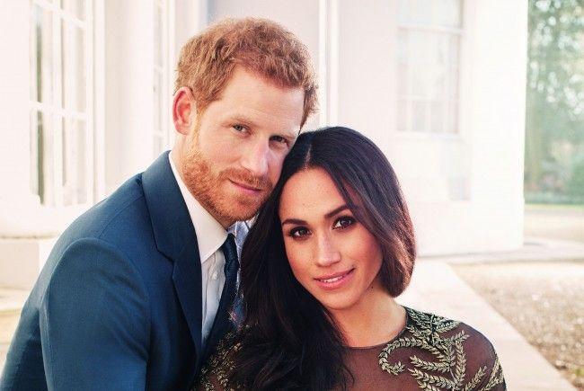 Prinz Harry und Meghan Markle wollen am 19. Mai heiraten.