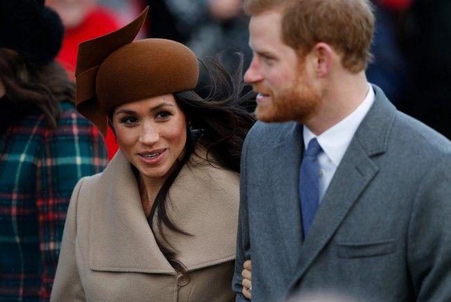 Prinz Harry hatte ein fantastisches Weihnachtsfest mit seiner Verlobten Meghan Markle.