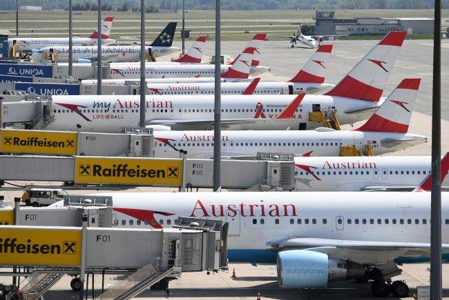 Die AUA bringt nach der Niki-Pleite gestrandete Passagiere in größeren Maschinen zurück