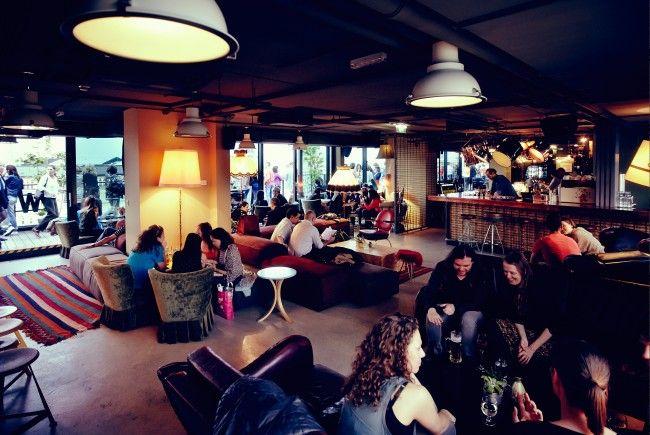 Punsch, ein Pop-Up-Market und hervorragende Aussicht im 25hours Hotel am Samstag