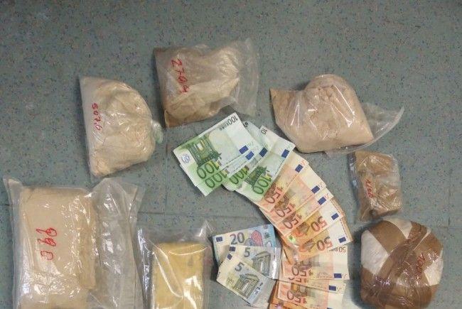 Ein 36-Jähriger verkaufte Drogen von seiner Wohnung aus