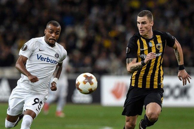 Für die Austria Wien geht es um den Aufstieg in der Europa League.