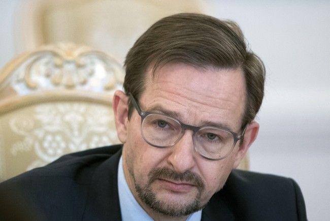 Greminger sprach von einer Einbindung der OSZE in eine mögliche UNO-Mission.