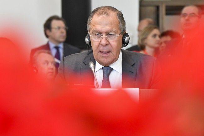 Ein Treffen zwischen Lawrow und Tillerson ist am Rande des OSZE-Gipfels geplant.