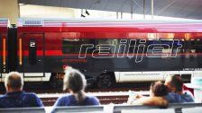Neue ÖBB-Zugverbindung Wien-Venedig eingeweiht