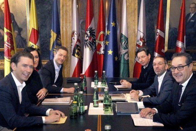 Ein Überblick über die Rechtspopulisten in Regierungen der EU-Staaten