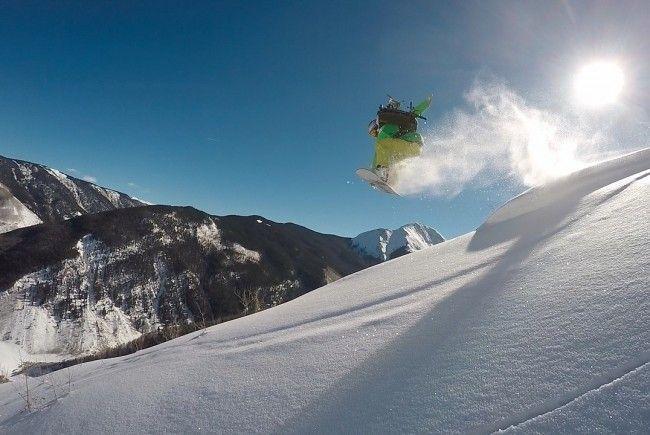 Am Sportamt Wien lassen sich Wintersportgeräte ausliehen