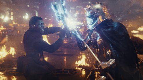 """""""Star Wars: Die letzten Jedi"""":Die Filmkritik zum Blockbuster"""