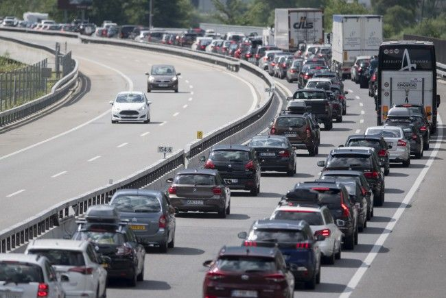 Auf der Südost Tangente müssen Autofahrer mehr Zeit einplanen.