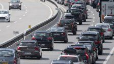 Unfall auf der A23: Staus im Wiener Frühverkehr