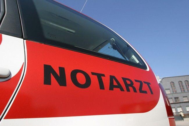 Bei einem Unfall in Neunkirchen kam eine Frau ums Leben