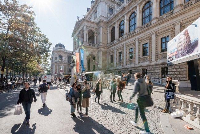 """Das Uni-Budget in Österreich ist """"signifikant und nachhaltig"""" gestiegen."""