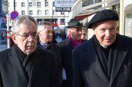 Traditioneller Besuch im Advent: VdB bei Schönborn