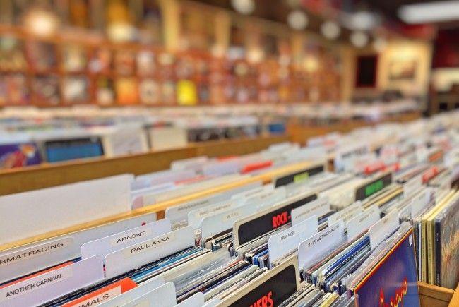 Der Musik-Pop-Up Store in Wien-Neubau wird seine Besucher begeistern
