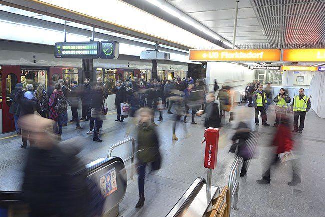 Nach der Spritzen-Attacke am Westbahnhof ist die Verdächtige gefunden