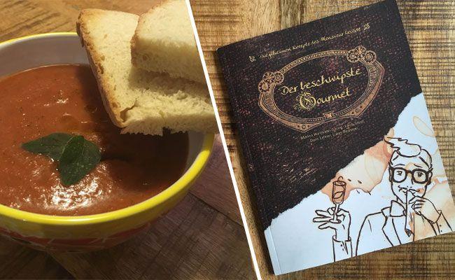 """""""Der beschwipste Gourmet"""" - ein Kochbuch für jede Art und Intensität von Rausch."""
