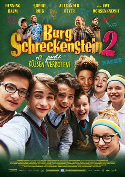 Burg Schreckenstein 2 – Trailer und Kritik zum Film