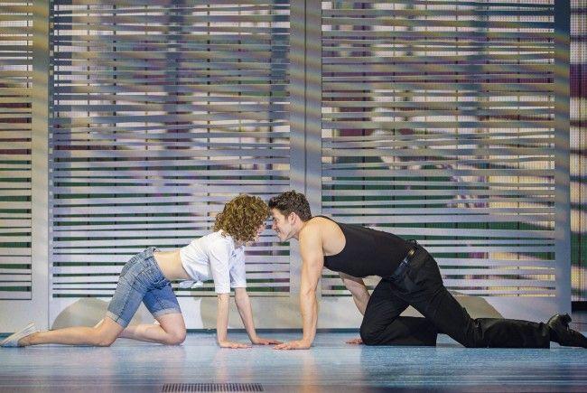 Der Kultfilm Dirty Dancing ist als Bühnenshow in der Wiener Stadthalle zu sehen.